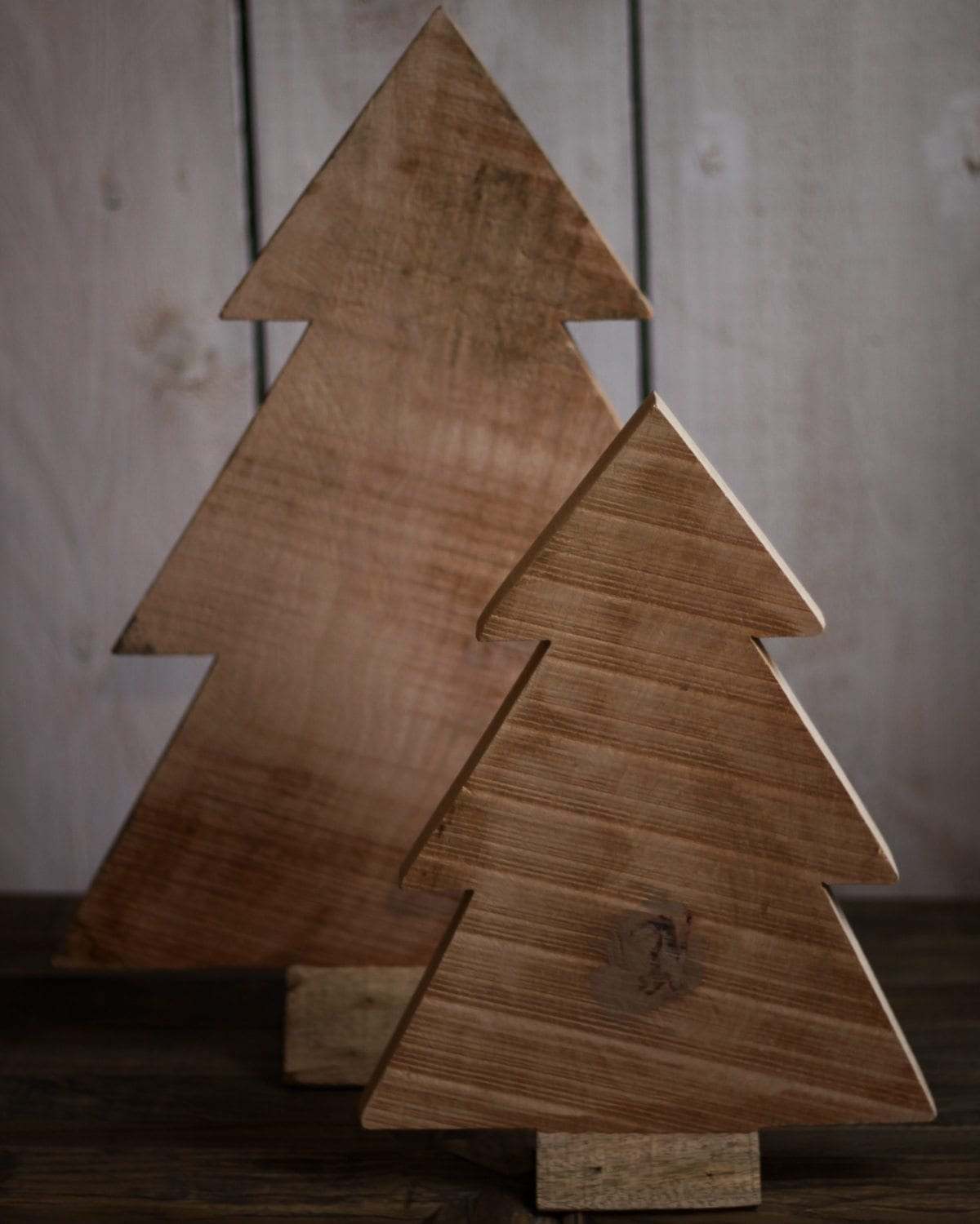 Nordic Wooden Christmas Tree Large | Willow Lifestyle