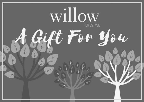 Willow gift voucher
