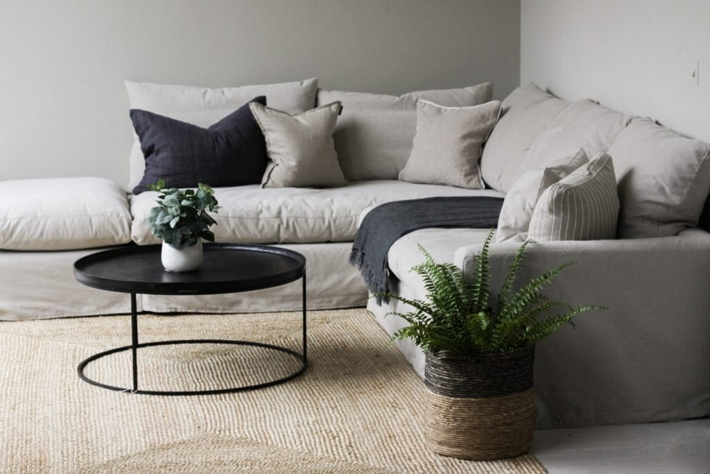 Living room decor Sofa Willow