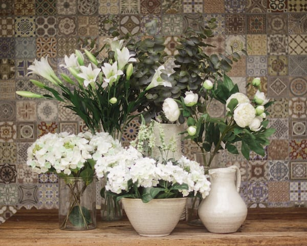 Faux Flowers Interior Design Tips3