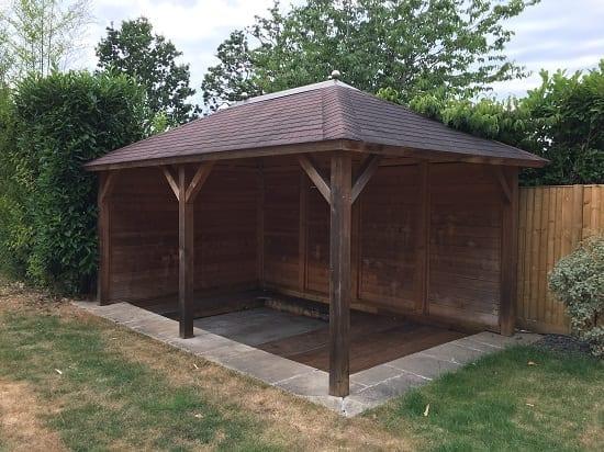 second home interior design cabana before photo