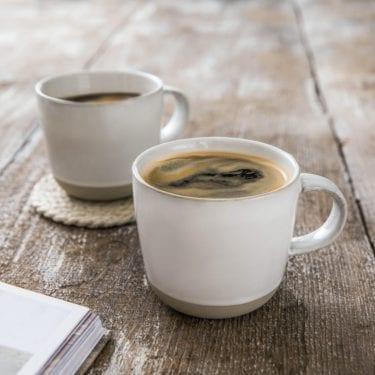 Pair of Ceramic Mugs (1) Willow Lifestyle