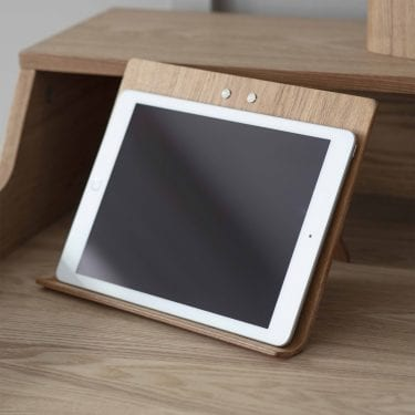 Wooden Tablet Stand (1)