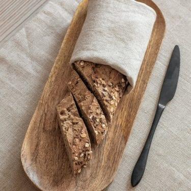 Mango Wood Bread Board