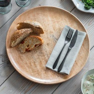 Mango Wood Plate (1)