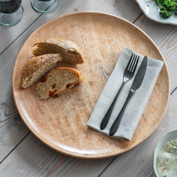 Mango Wood Plate