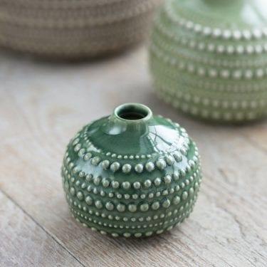 Small Ceramic Castello Bottle